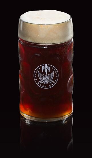 Ciemne piwo pszeniczne
